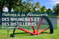 Liste des rhumeries en Martinique