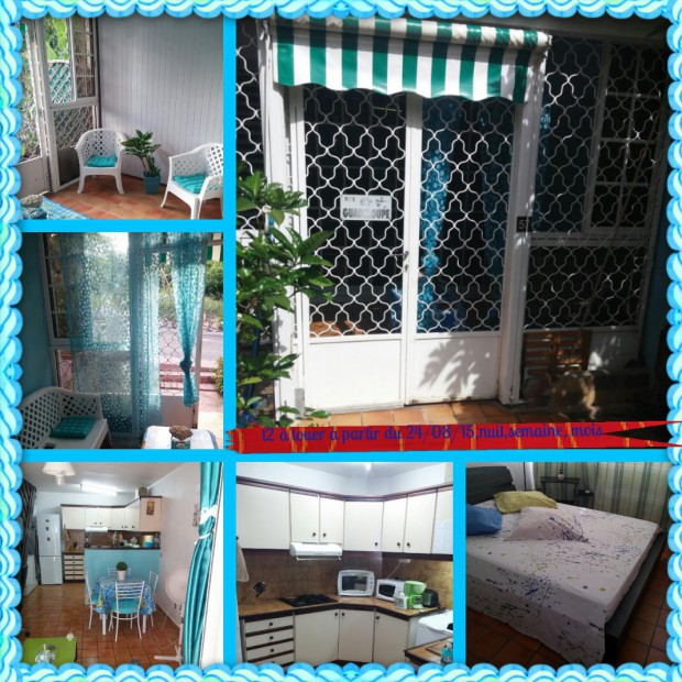 Appartement Guadeloupe - Ref 4484 - Abymes