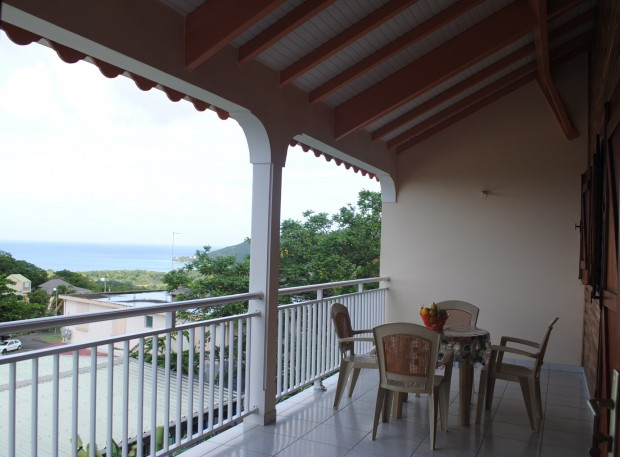 Appartement Guadeloupe - Ref 4479 - Deshaies