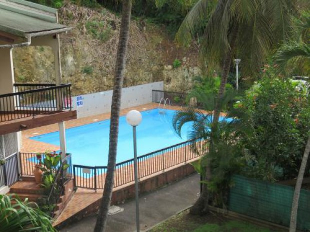 Appartement Guadeloupe - Ref 4800 - Location appartement spacieux et standing vue mer