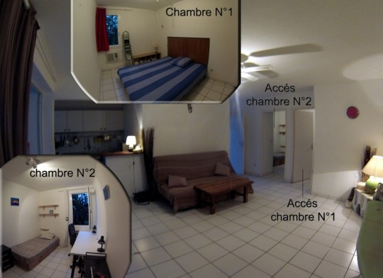 Appartement Guadeloupe - Ref 3830 - Petit-Bourg
