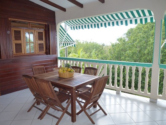 Appartement Guadeloupe - Ref 2515 - Pointe-Noire