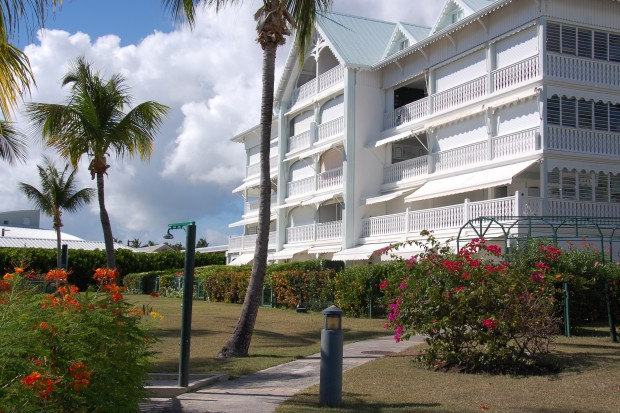 Appartement Guadeloupe - Ref 6436 - Immeuble Savannah