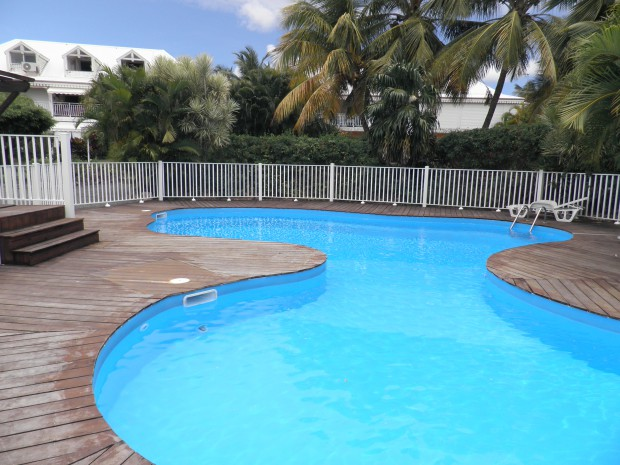 Appartement Guadeloupe - Ref 6119 - piscine résidence