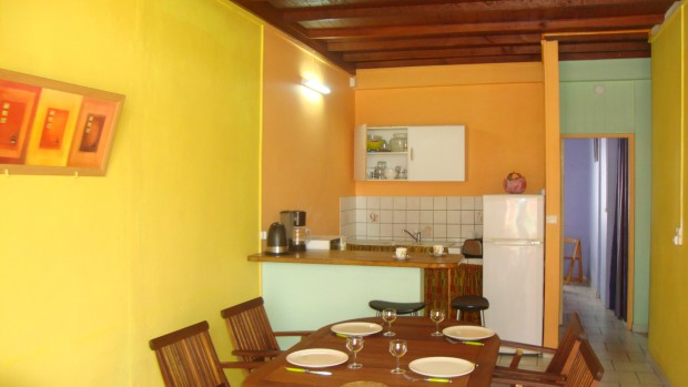 Appartement Guadeloupe - Ref 5805 - salle à manger
