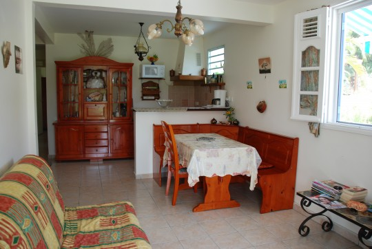 Appartement Guadeloupe - Ref 3323 - Sainte-Anne