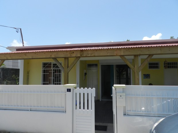 Appartement Guadeloupe - Ref 4516 - Sainte-Anne