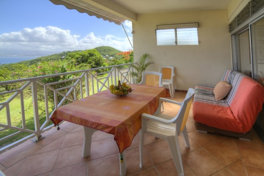 location appartement 3 ilets martinique