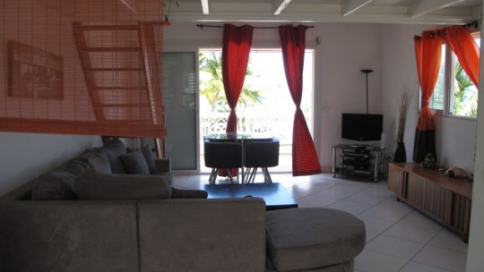 Appartement Saint-Martin - Ref 3862 - Orient-Baie