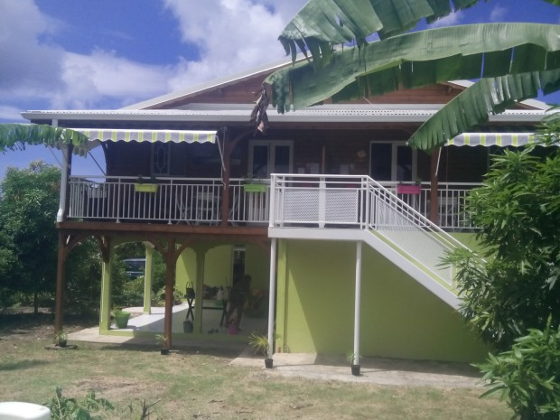 Appartement Guadeloupe - Ref 5275 - Anse-Bertrand