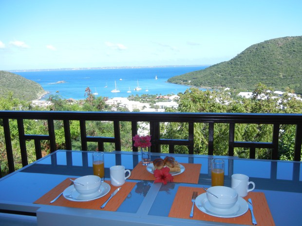 Appartement standing Saint-Martin - Ref 5412 - Standing, Cocooning, Calme, Romantique,