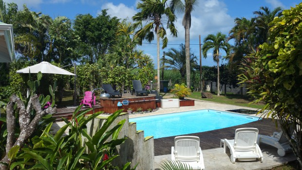 Bungalow Guadeloupe - Ref 484 - Sainte-Rose