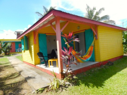 Bungalow Guadeloupe - Ref 4260 - Sainte-Rose