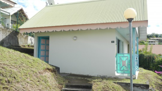 Bungalow r sidence madinina carbet martinique quartier for 972 martinique location maison