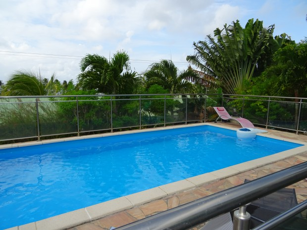 Bungalow Guadeloupe - Ref 5488 - PISCINE