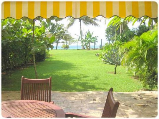 Appartement Guadeloupe - Ref 1769 - Terrasse