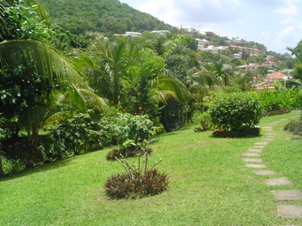 Appartement maracudja anse l 39 ane martinique for Appartements le jardin