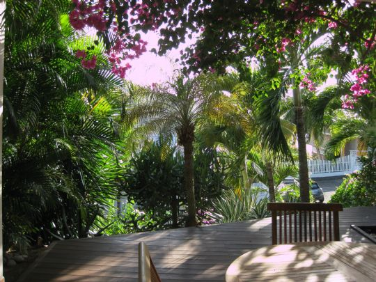 Appartement 1345 anse l 39 ane martinique for Location appartement jardin