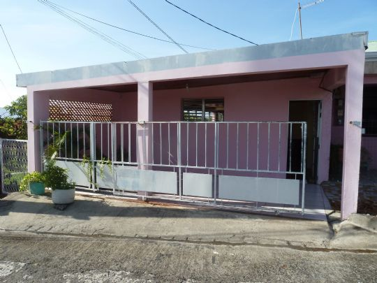 Appartement zouk 2 vauclin martinique campagne for 972 martinique location maison
