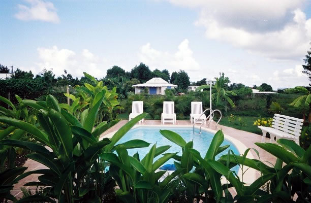 Bungalow Guadeloupe - Ref 289 - Piscine