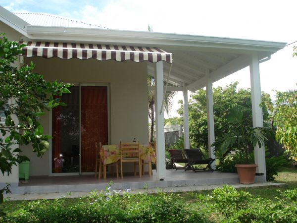 Appartement Guadeloupe - Ref 1074 - le bungalow