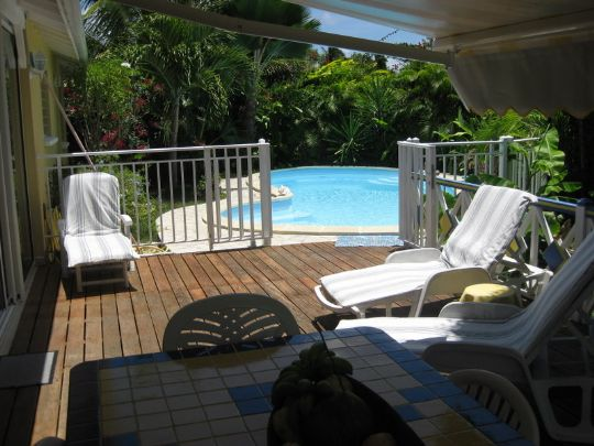 Villa ker mamy chambre d 39 h tes saint fran ois guadeloupe - Chambre d hote gosier guadeloupe ...