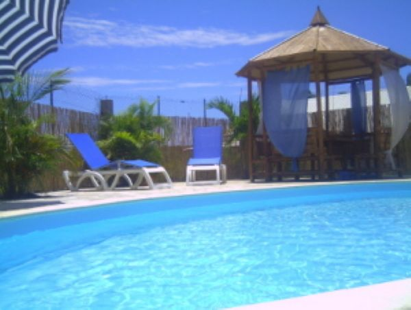 Bungalow Guadeloupe - Ref 740 - Piscine