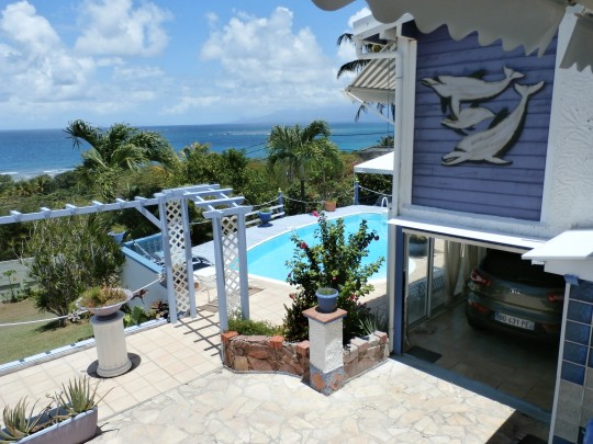 Studio 3915 gosier guadeloupe bord de mer for Chambre de commerce guadeloupe