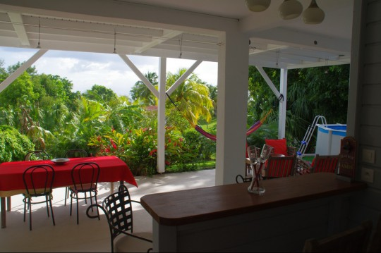 Studio 4198 gosier guadeloupe bord de mer for Chambre de commerce guadeloupe