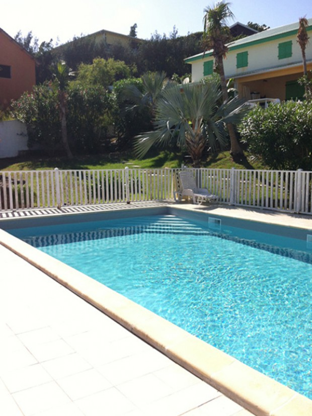 Appartement Saint-Martin - Ref 4124 - La piscine