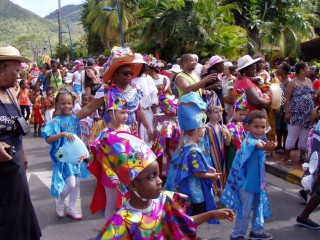 Photo : carnaval des enfants