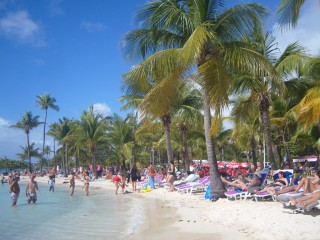 Photo Martinique - Plage du Bourg