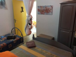 Location Appartement Guadeloupe - CHAMBRE 3 personnes
