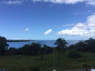 Location Appartement Guadeloupe - Vue mer