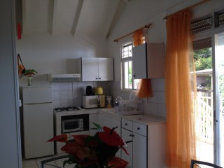 Villa jan'ficard : Appartement Guadeloupe