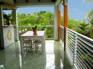 Citronnier : Appartement Guadeloupe