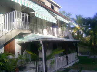 Maison francis : Appartement Guadeloupe