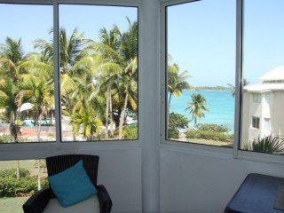 Studio blue caraibes : Appartement Guadeloupe