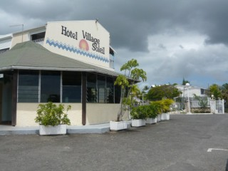 Location Appartement Guadeloupe - acceuil,reception,parking securise