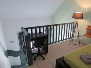 Location Appartement Guadeloupe - Coin bureau