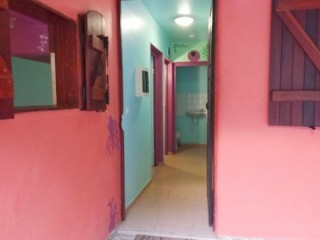 Location Appartement Guadeloupe - Couloir