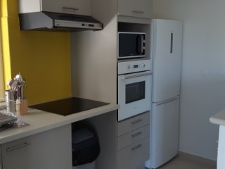 Location Appartement Guadeloupe - Cuisine T3 Maracudja - proche plages - ILMO