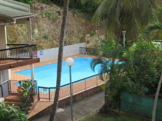 Location Appartement Guadeloupe - Location appartement spacieux et standing vue mer