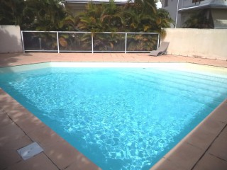 Location Appartement Guadeloupe - Piscine commune