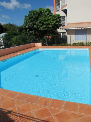 Les flamboyants : Appartement Guadeloupe