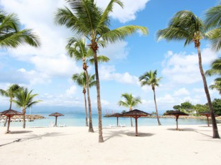 Location Appartement Guadeloupe - Plage 500m - T3 Maracudja proche plages - ILMO
