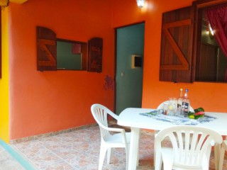 Location Appartement Guadeloupe - terrasse
