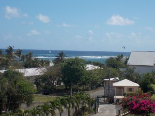 Residence tropicale : Le-Moule Guadeloupe