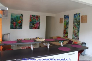 Jacanahi : Appartement Guadeloupe