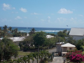 Location Appartement Guadeloupe - LOCATION GUADELOUPE VUE MER ,ACCES PLAGE A PIEDS